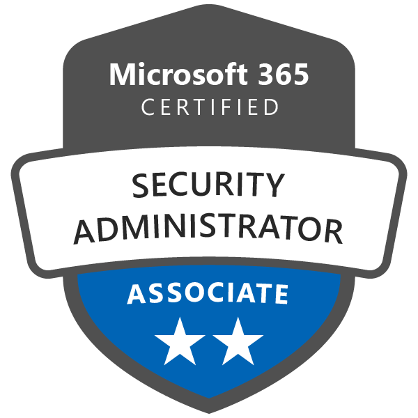 Microsoft 365 Certified: Security Administrator Associate